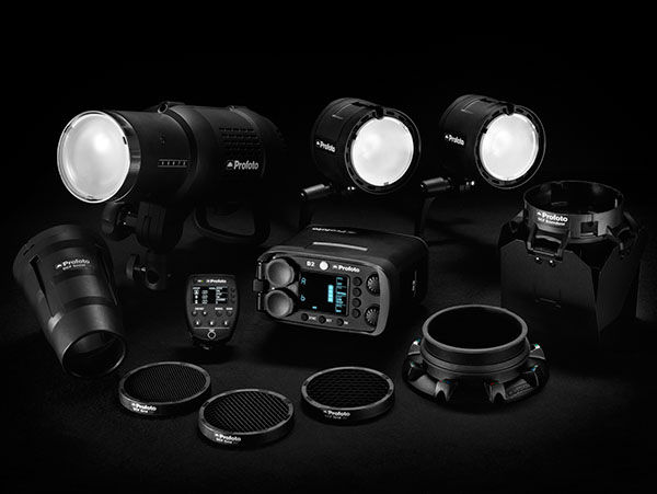 Profoto-Off-Camera-Flash-System-Family-Black