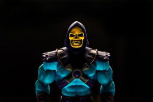 Jason Simmons , Skeletor, 2014