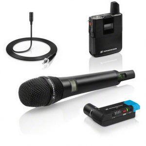 AVX Digital Wireless Combo Lav and Handheld System