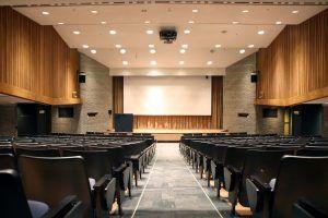 Ryerson Library Lecture Theatre