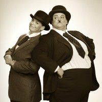 Beth Project Laurel and Hardy Beth