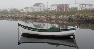 Fogo Island Boat