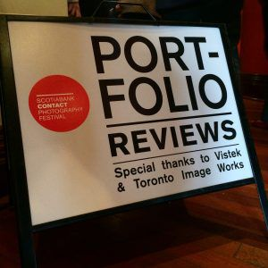 Portfolio Reviews