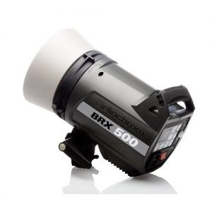 Steve Carty Elinchrom Lighting Review - Elinchrom BRX 500