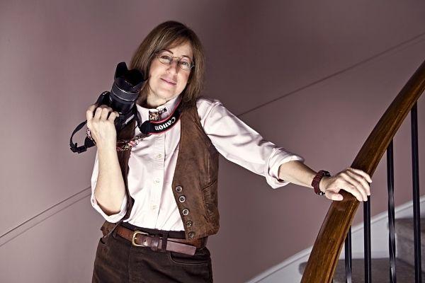 Lois Siegel Photo by: Tatiana Slepukhin-Zamachnaia