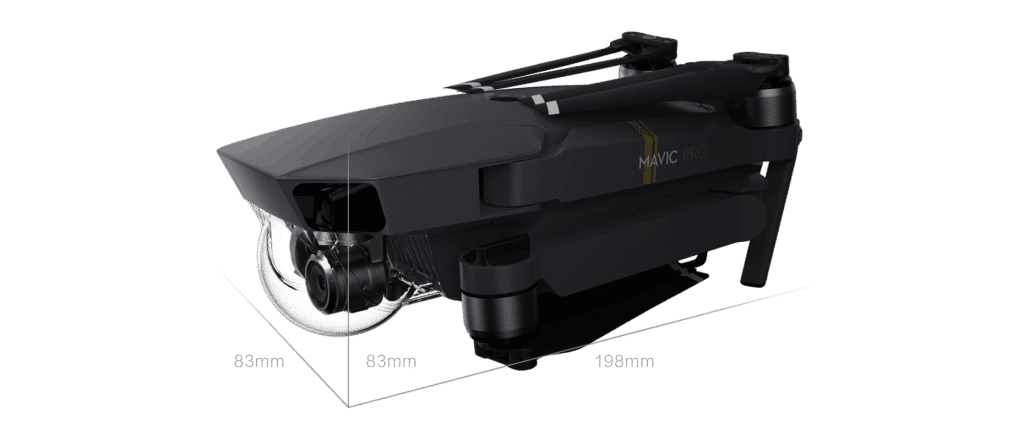 DJI Mavic Folded
