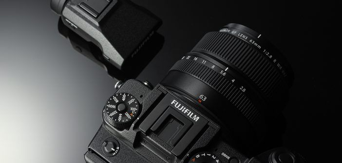 fujifilm GFX 50S Mirrorless Medium Format Camera