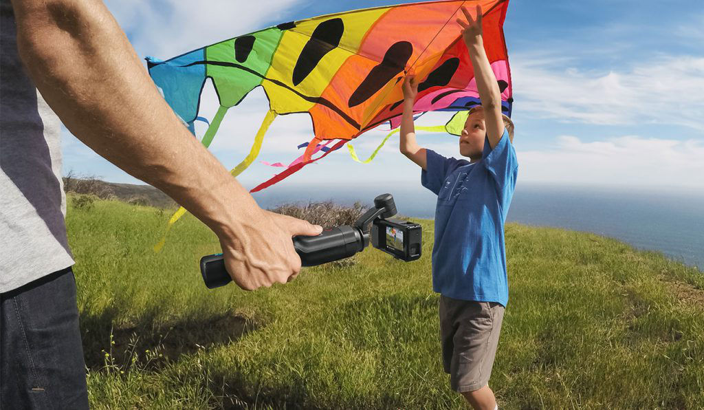 GoPro Karma Quadcopter grip handle