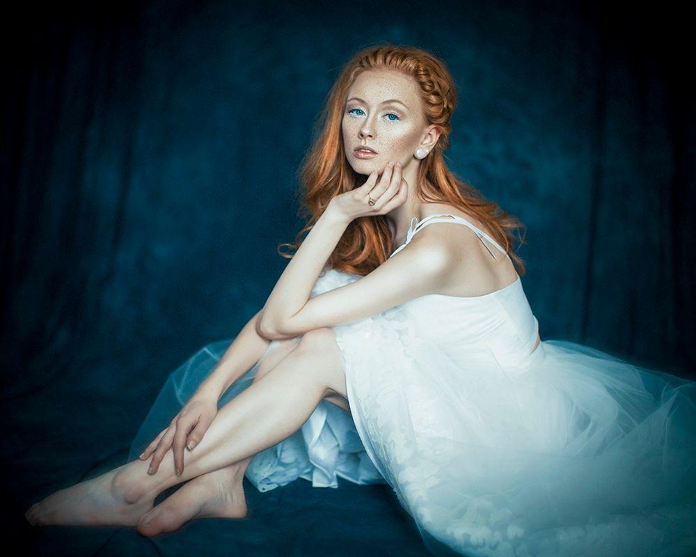 Model by Lisa-Marie McGinn