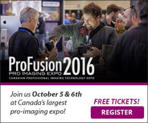 ProFusion Expo Banner