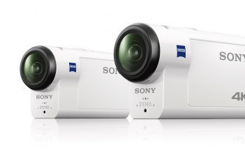 Sony 4K and HD Action Cams