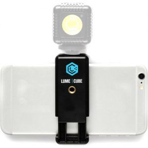 Smartphone Photography Lume Cube Clip
