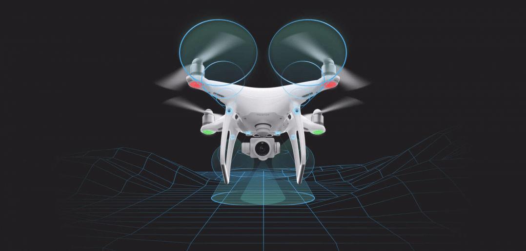 Phantom 4 Pro Flight Autonomy