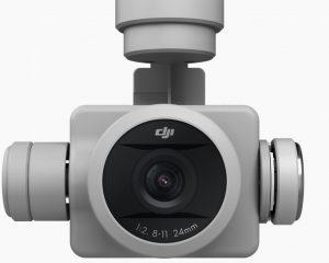 Improved Phantom 4 Pro Camera