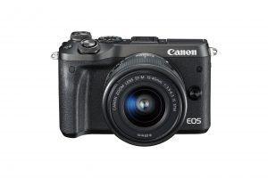 Canon EOS M6 Black
