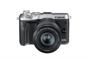 Canon EOS M6 Silver