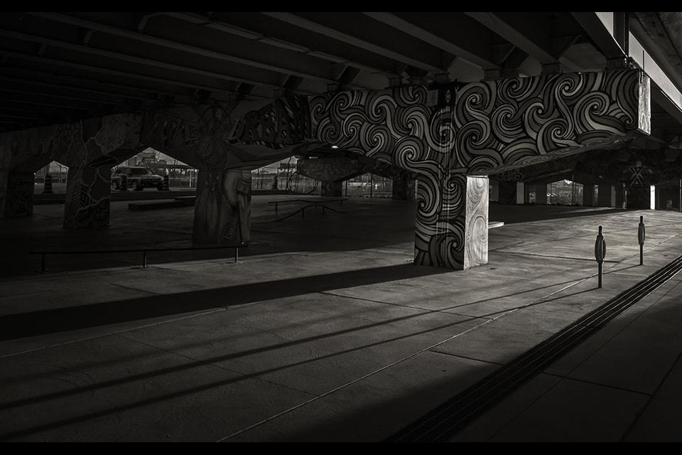 Underpass Park by Spencer Wynn