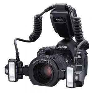 Canon Macro Twin-Lite MT-26EX-RT Flash