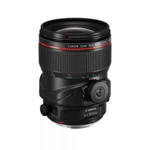 Canon TS-E 50mm f/2.8L Macro Tilt - Shift Lens