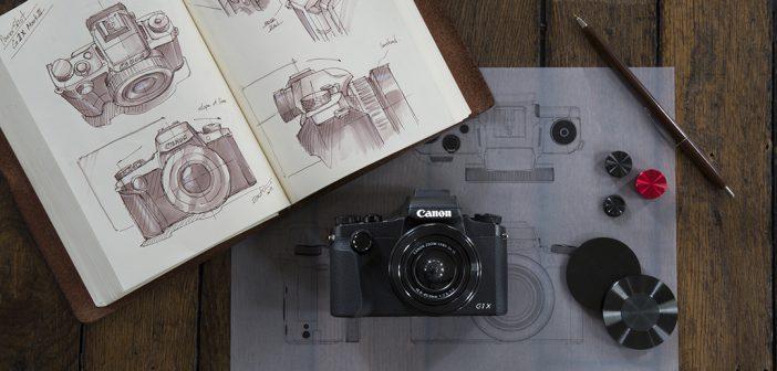 Canon G1 X Mark III
