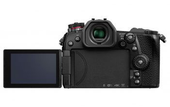 Panasonic G9 Back