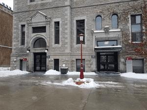 University of Ottawa Academic Hall