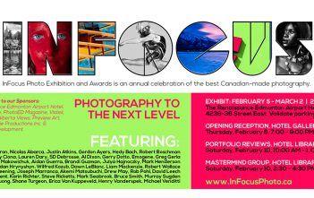 InFocus Photo Exhibit Banner