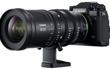 X-H1 with MKX 18-55mm Lens