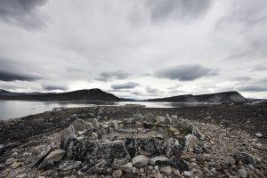 Cairn - Ukiallivikuluk (Ravenscraig Harbour) - Photographer - Michelle Valberg