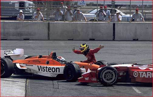 After the Crash - Molson Indy Toronto 2002