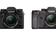 Fujifilm Firmware Updates X-T2 X-H1