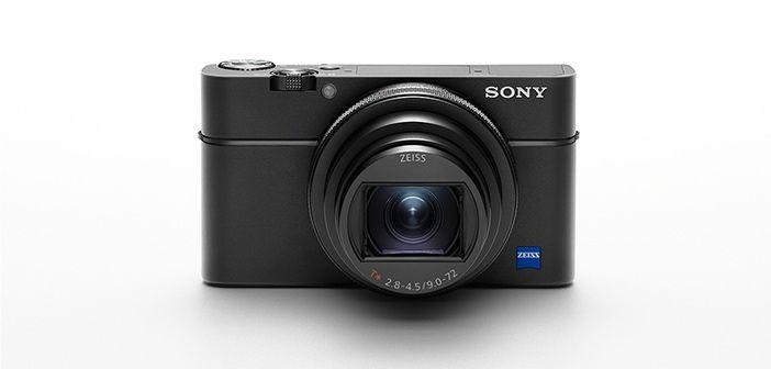 Sony RX100 VI Camera