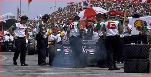 Start Your Engines - Molson Indy Toronto 2002 - Lee Carney