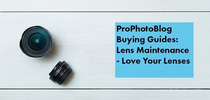 Vistek Buying Guides Lens Maintenance Cover