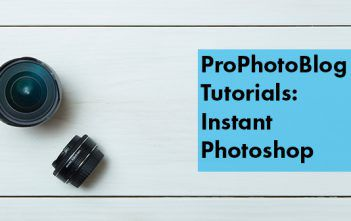 Vistek Tutorials - Instant Photoshop Cover