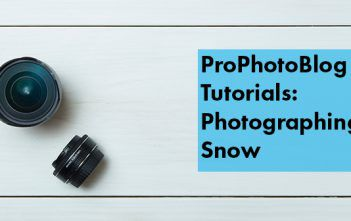 Vistek Tutorials - Photographing Snow Cover