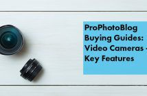 Vistek Buying Guides Camcorder Key Features Cover