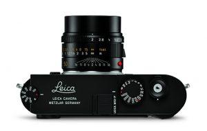 Leica M10-P Top Down View
