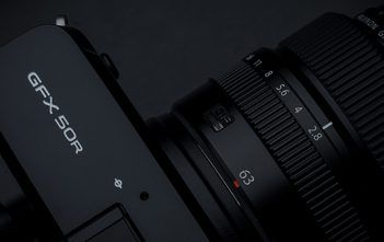 GFX 50R Blog Cover