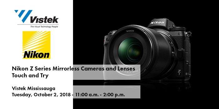 Nikon Z Series Event Mississauga Blog