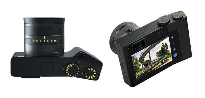 Zeiss ZX1 Different Angles