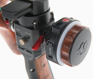 Tilta Nucleus Nano Hand Wheel Controller
