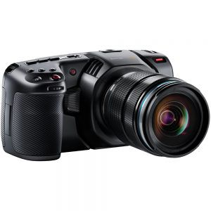 Hot Products - Blackmagic Design Pocket Cinema Camera 4k
