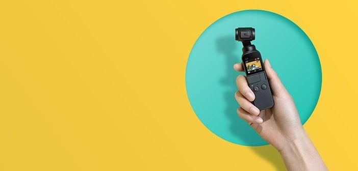 DJI Osmo Pocket Hero Image
