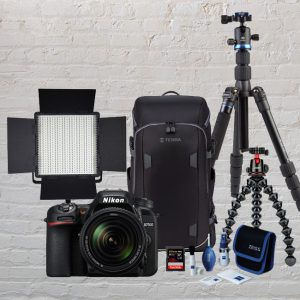 Nikon Prize Pack Winter Contest