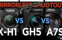 Mirrorless Cameras Comparison Blog Cover