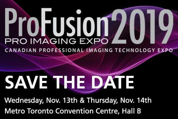 ProFusion Expo 2019 Save the Date Card