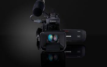 Canon XA55 Cover