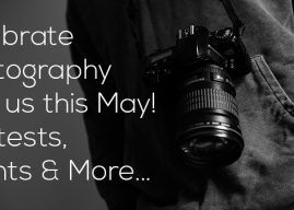 May is Celebrate Photography Month at Vistek – Contest, Events and More!