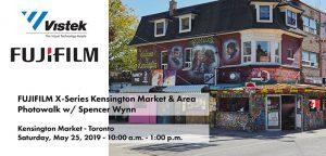 Kensington Market Photowalk Event Cover